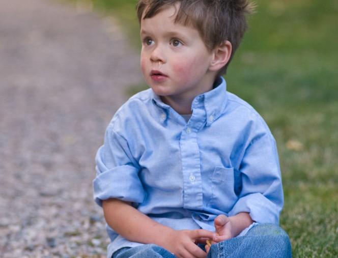 children portrait photography vail